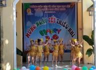 Hình ảnh hoạt động ngày Tết thiếu nhi 01.6.2020 Trường MN Bình Minh